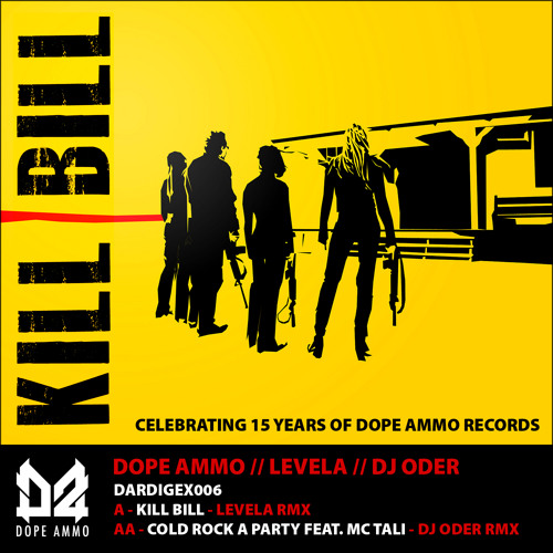 DARDIGEX006-AA-DOPE AMMO FEAT MC TALI COLD ROCK A PARTY (DJ ODER RMX)