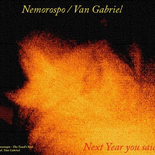 NEXT YEAR YOU SAID - Van Gabriel Production ℗ (story/Lyrics in description)