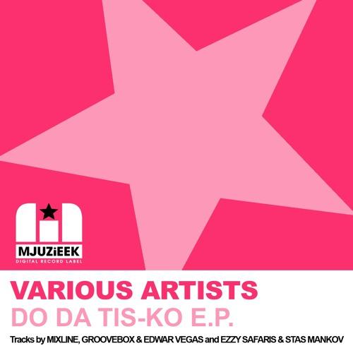 OUT NOW! Groovebox & Edwar Vegas - Boogie Oogie (Original Mix)