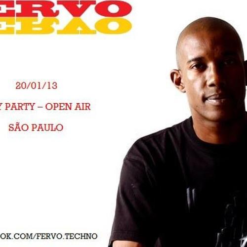 DJ Murphy Live @ Fervo Open Air - 20 January 2013 - Sao Paulo, Brazil