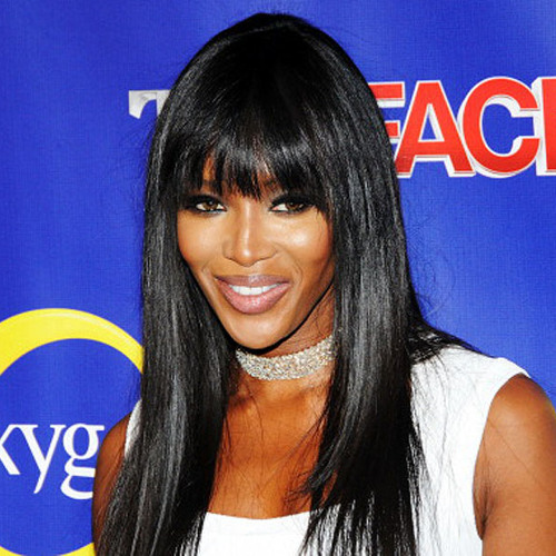 """Naomi Campbell on The Face: """"I'm in a competition. Period."""""""