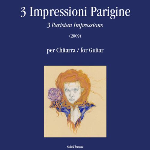 Tre impressioni parigine