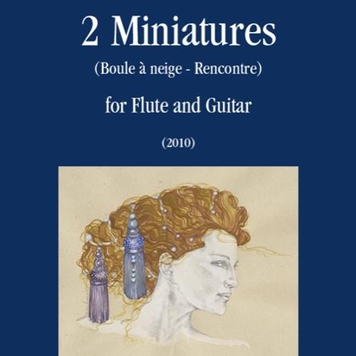 2 Miniature per flauto e chitarra
