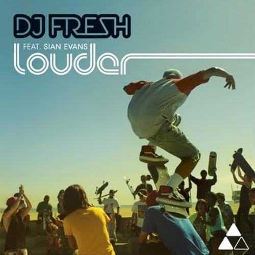 DJ Fresh - Louder (Real Trauma Remix)