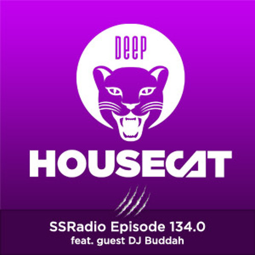 Deep House Cat Show - SSRadio Episode 134.0 - ft. DJ Buddah