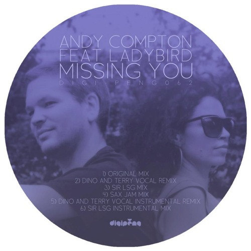 Andy Compton feat. Ladybird - Missing You(Sir LSG Mix)