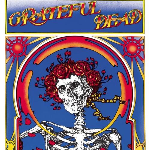 Grateful Dead - Me & My Uncle (Skull & Roses)