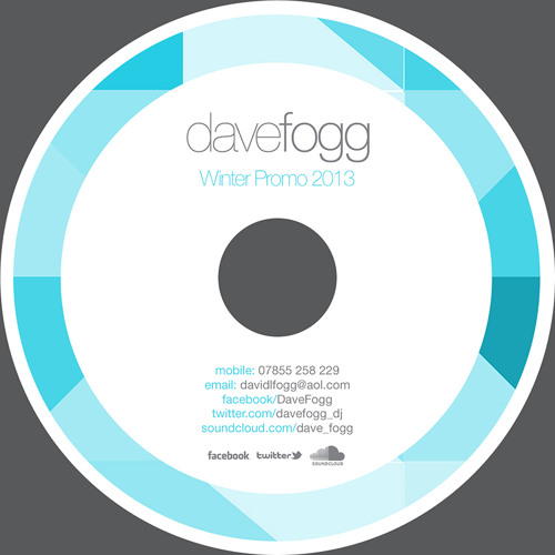 Dave Fogg: Winter Promo 2013