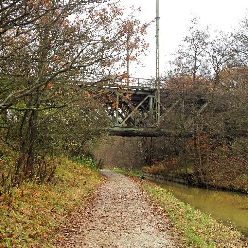 Trein brug Middenduin 130217 07