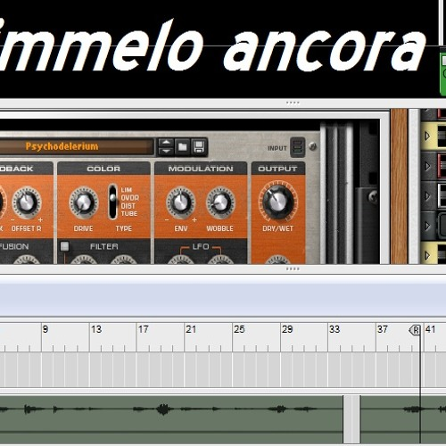Dimmelo ancora (vocal by a non-singer: myself ...)
