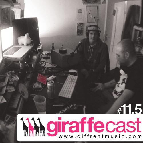 Diffrent presents: GiraffeCast 11.5