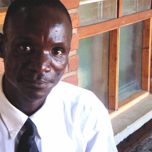 Rodrick Katimba, Expert Patient at Tisungane Clinic