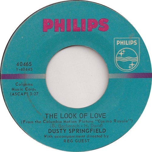 Dusty Springfield - The Look Of Love (Ciro Leone Deep Bootleg)