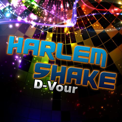 D-Vour - Harlem Shake (Kamikaze Kid Hardstyle Remix Edit)