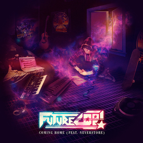 Futurecop! feat. Neverstore - Coming Home (Tom Budin Remix)