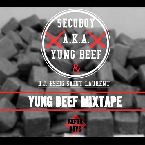 SECOBOY AKA YUNG BEEF X DJ ESEIG SAINT LAURENT XXXX MINIMIX XXXXXYUNG BEEF MIXTAPE