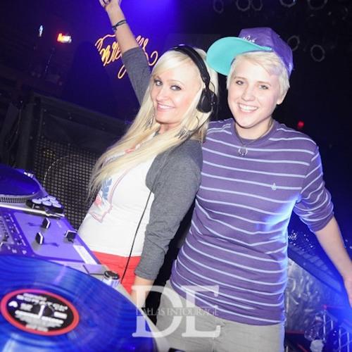 "Insomniac's DJ Contest for ""Nocturnal Wonderland Texas"" 2012 by Sno White & Kayla Kruz ( The Raging Panda's )"