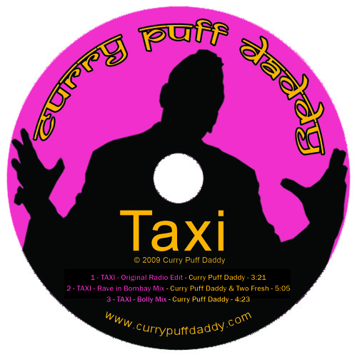 01 Taxi - (c) Curry Puff Daddy 2010