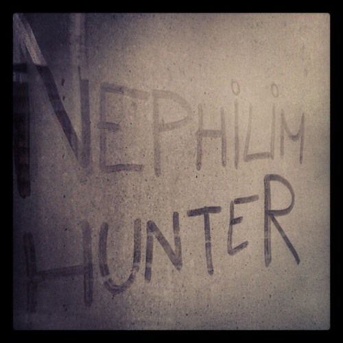 Nephilim Hunter - Carbon Vision (lead guitars & drums)