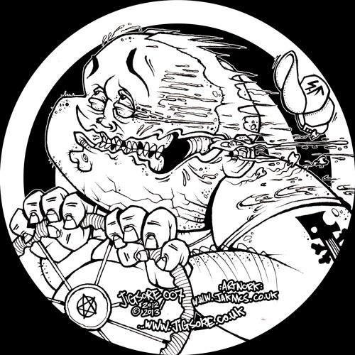 Busmonitor - Hikikomori (JIGSORE 007 - available on vinyl + digital now) 128kbs preview