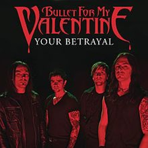 Bullet For My Valentine - Your Betrayal (Instrumental Cover)