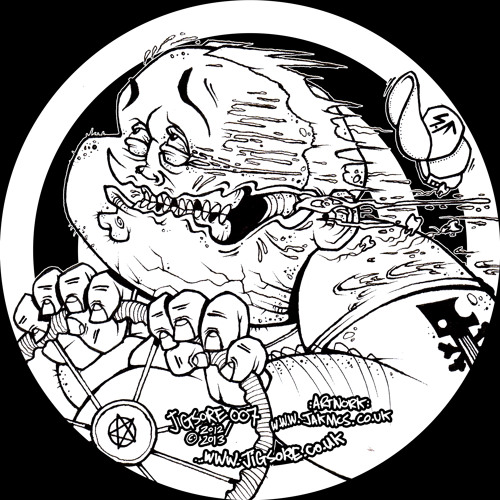 Sebby T - Piss Cake (JIGSORE 007 - available on vinyl + digital now) 128kbs preview