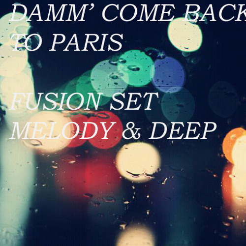 Damm's Back To The Paris Fusion Set