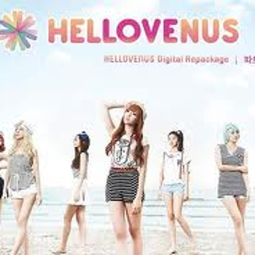 [JJ] Hello Venus (헬로비너스) – Like A Wave (파도처럼) [ Self Duet - i think its failed ]
