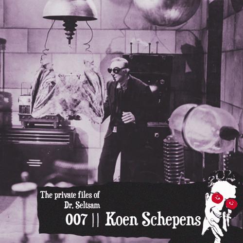"The Private Files of Dr. Seltsam 007 || Koen Schepens ""Frühlingsgefühle"" || <3"