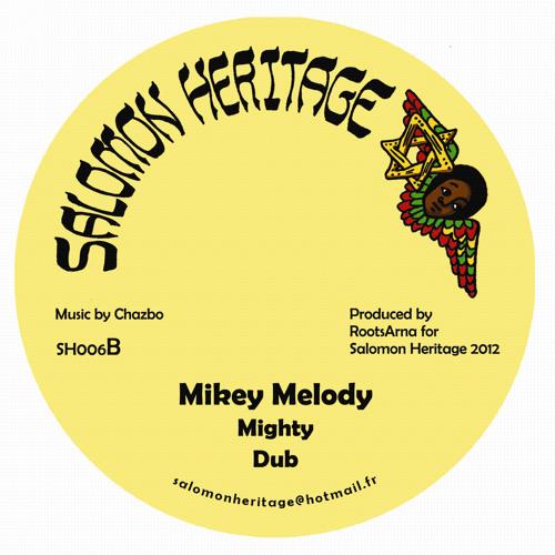 Mighty Dub - Salomon Heritage SH006