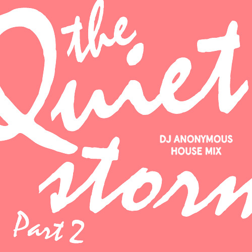 DJ Anonymous: The Quiet Storm / Part 2 (2013)