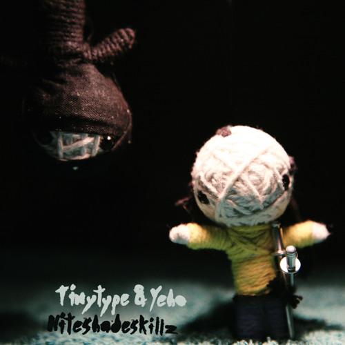 TinyType & Yeho - Niteshadeskillz (forthcoming Audiocalligraphy)