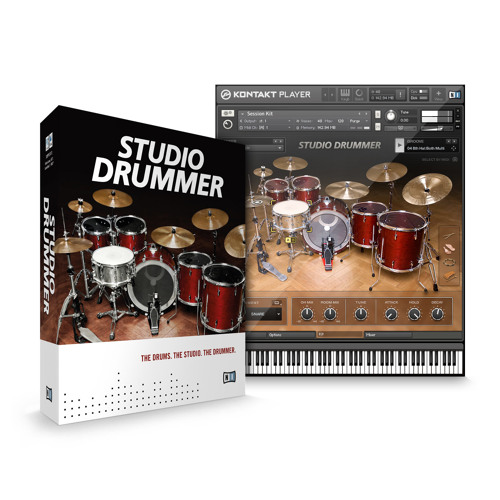 KOMPLETE > STUDIO DRUMMER > 'Heat It Up' Demo