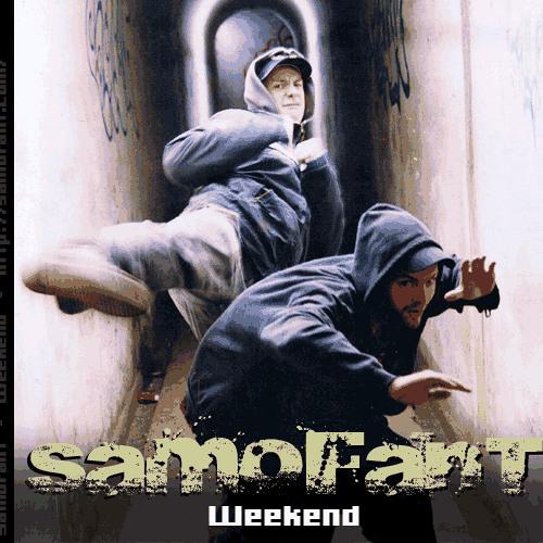 samofant - weekend - weekend (live on n-joy) feat. jab