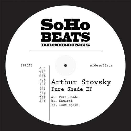 SBR046 : Arthur Stovsky - Samurai (Original Mix)