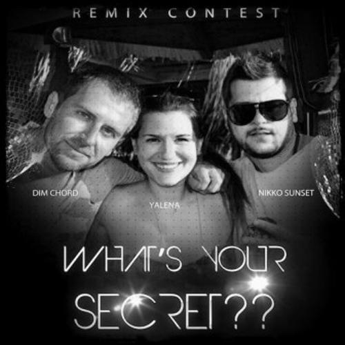 Dim Chord & Nikko Sunset ft.Yalena - What's Your Secret (GKApsis & Harry Moody Remix)[Noevo Records]