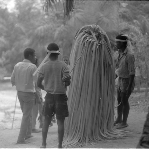 Bayaka Ejengi recordings (Yandoumbé, Central African Republic, 4th December 1992)
