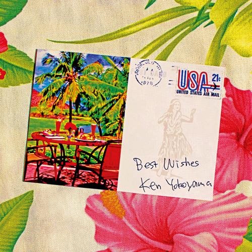 """Ken Yokoyama """"Save Us"""""""
