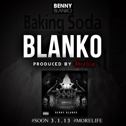 BenNY Blanko - Baking Soda Blanko (Prod. by JDiablo)