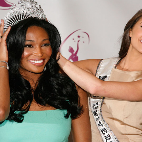 Direct from Hollywood: Miss Universe & Miss USA Talk Freaky Hair Extensions