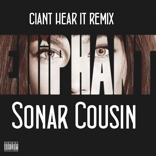 Ciant Hear It (Sonar Cousin Remix) - Elliphant