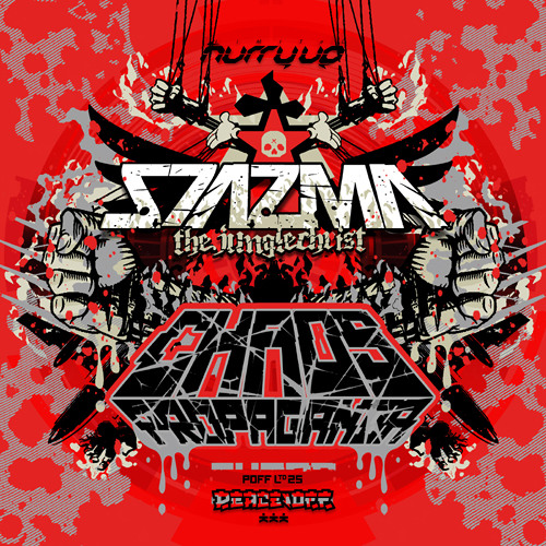 Stazma The Junglechrist - Mash Up The Place (ROTATOR - Harder They Come Rmx) OUT NOW !!!