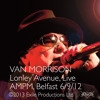 Lonely Avenue, Live AMPM club, Belfast. 9 Sep 2012