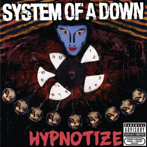 Cover Tentative - System Of A Down