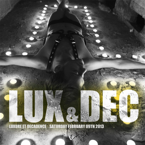 Mindphone @ Lux&Dec - 09/02/2013 - Barrio (Brussels)
