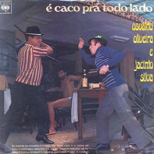 Osvaldo Oliveira e Jacinto Silva - Lembrança Medonha