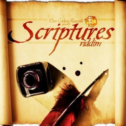 SCRIPTURES RIDDIM - DON CORLEON - [FEB 2013] -  Megamix by G2 selecta