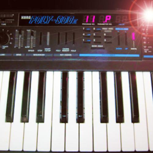 """Japan Wave Season"" ~~~ Korg Poly 800 II Synthesizer demo"