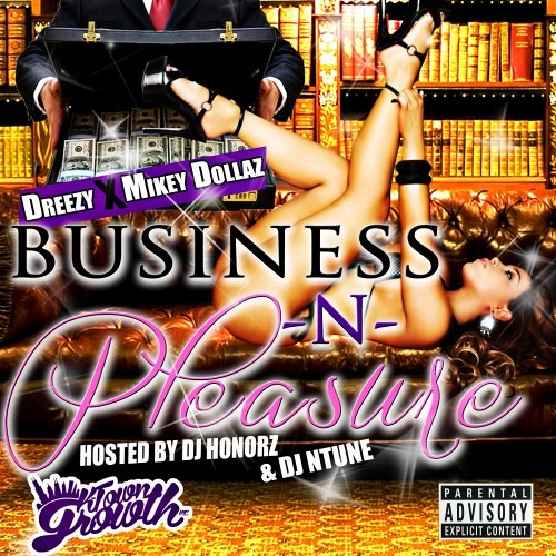 """Dreezy & Mikey Dollaz """"All I Need"""" (Prod. By Chase N Dough)"""