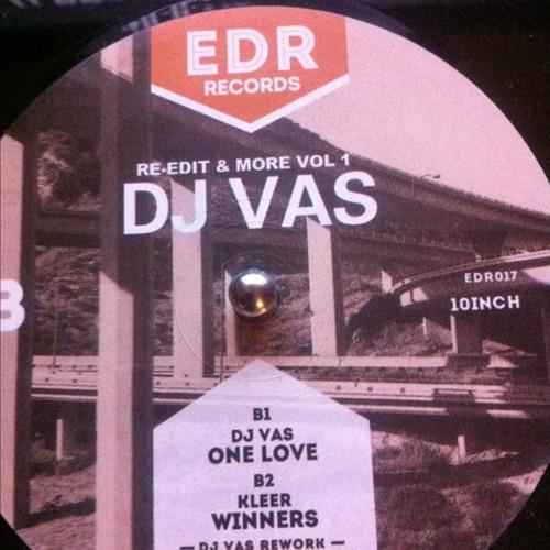 DJ Vas one love